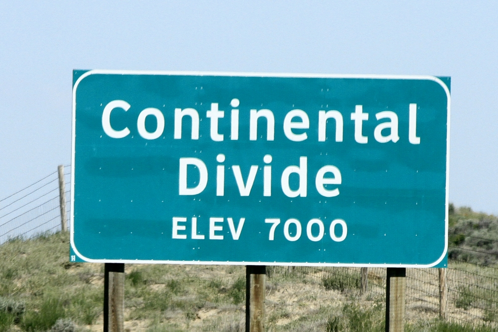 Day 5 - 6 continental divide